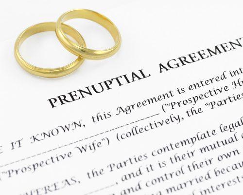 Prenuptial / Post Nuptial Agreements